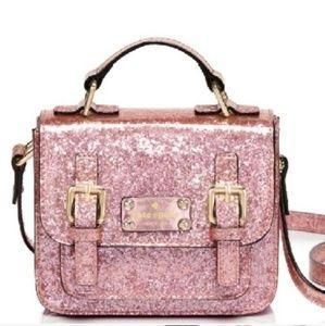 ❤ Kate Spade Glitter Scout Bag